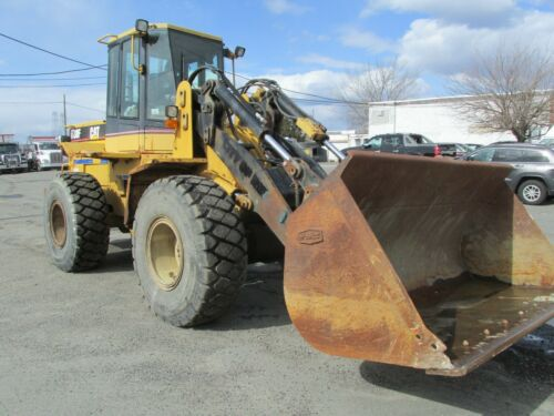 1996 CAT Caterpillar IT38F Wheel Loader Intergrated Tool Carrier Great Machine