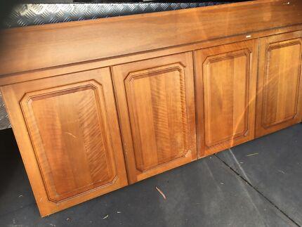 Garage sale today-solid Wood kitchen