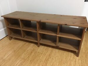 Ikea Leksvik shoe storage bench Chatswood Willoughby Area Preview