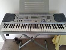Casio Keyboard and stand Seventeen Mile Rocks Brisbane South West Preview