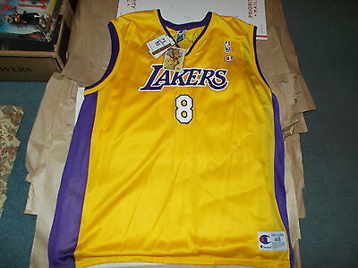Kobe Bryant  8 Signed Autographed Los Angles Lakers NBA Jersey and Signed  Card! ea938fc29