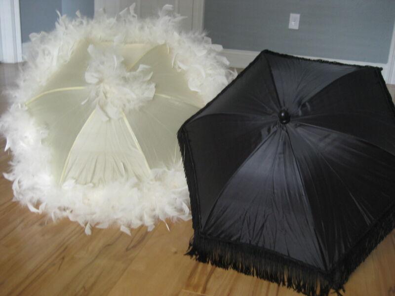 Mardi Gras Second Line Wedding Umbrellas New Orleans Authentic Parasols
