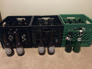 Beer bottles for brewers