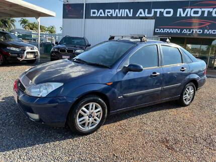2004 Ford Focus SR Automatic Sedan Durack Palmerston Area Preview