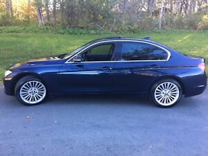 2013 BMW 328XI  all wheel drive
