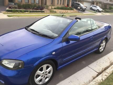 Convertible Astra TS Auto 2003