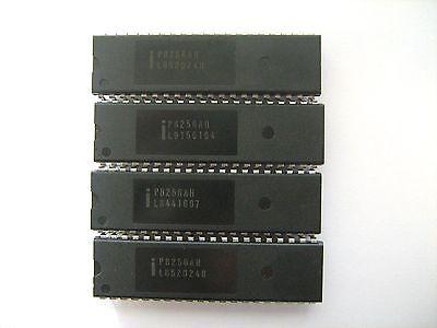 Intel P8256ah Ic 8256 Dip 40pin Integrated Circuit - Lot Of 4 Pcs Tested