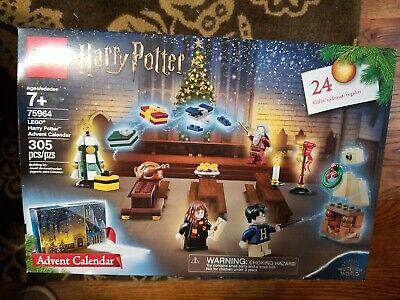 NEW! LEGO Harry Potter 2019 Advent Calendar 75964 SEALED! Retired Set NISB!