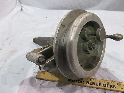 Storm Vulcan 15 Or 15a Feed Up Hand Wheel Assembly