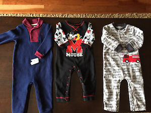 12 month cozy suits