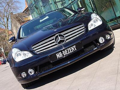 "MH-DEZENT Stoßstange ""PERFORMANCE-LINE"" Mercedes Benz CLS 350 55 W219"