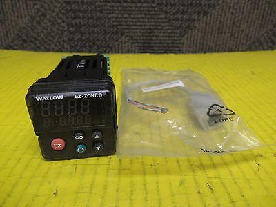 Watlow Ez-zone Digital Temperature Controller Pm6c1fj-3aaaaaa 100-240vac 10va