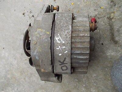 Farmall A B C 350 400 450 460 560 Cub Tractor Working Delco Remy 12v Alternator