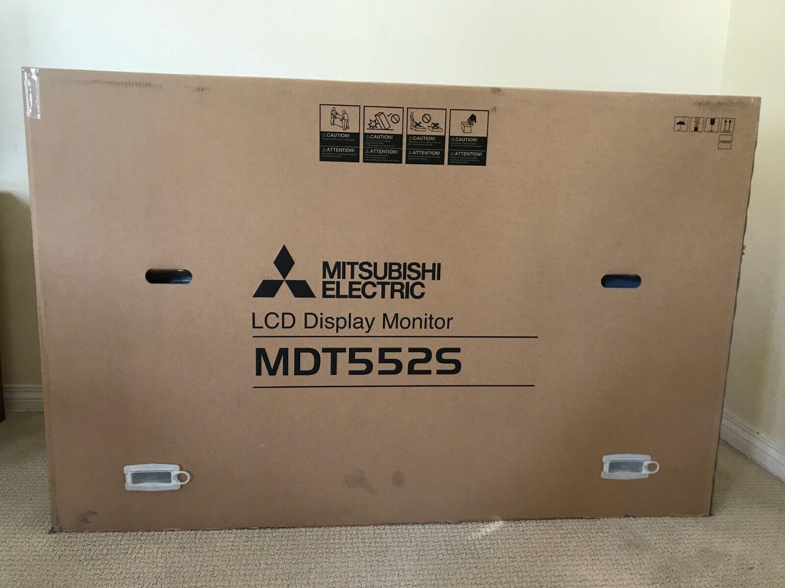 "Mitsubishi Electric MDT552S 55"" Slim LED LCD Public Display"