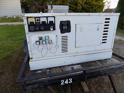 30 Kw Diesel Generator With Trailer