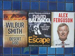 WILBUR SMITH`S DESERT GOD Sippy Downs Maroochydore Area Preview