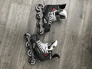 Rollerblades / skates perfect condition used once