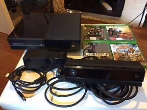 XBOX One Console + Kinect 2.0 + 4 Games. Hardly played! Richmond Yarra Area Preview