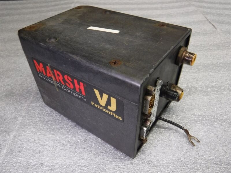 USED VIDEOJET MARSH VJ PATRION PLUS 29978 PRINTHEAD  U9