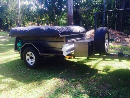 Camper trailer HIRE Forest Glen Maroochydore Area Preview