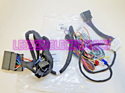 Fortin THAR-FOR4 Ford 2010-2017 T Harness for Select Key Type Start Vehicles