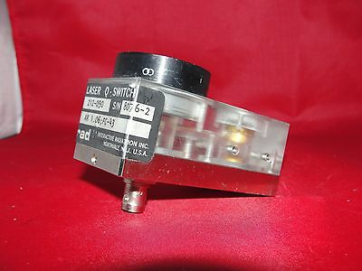 Inrad Laser Q-switch Mn 212-090 Ar 1.06 Fc-43