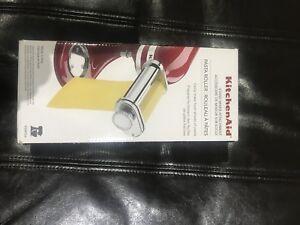 Kitchen Aid pasta roller attachment