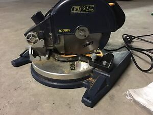 Chainsaw 1000w GMC barely used electric Five Dock Canada Bay Area Preview