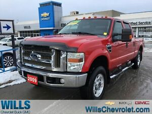 2009 Ford F-350 XLT|GAS|AS-IS|4X4