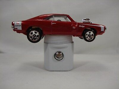 Hot Wheels '70 Dodge Charger RT Walmart Exclusive Custom LED Accent Night Light](Walmart Led Lights Car)