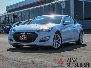 2014 Hyundai Genesis Coupe 2.0T Bluetooth / No Accidents / 6 SPD