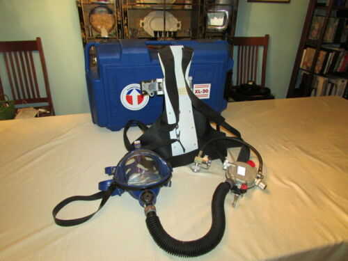 COMASEC SURVIVAIR 30-MINUTE SELF-CONTAINED COMPRESSED-AIR BREATHING APPARATUS