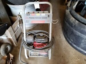 POWER TEC 2500 GAS PRESSURE WASHER