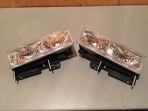 Brand new clear lens headlights for chev/gmc. Never used. Prince George British Columbia image 3