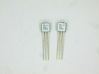 2n5461 Original National Semiconductor Fet Transistor 2 Pcs