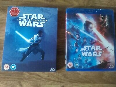 Star wars the rise of skywalker blu ray