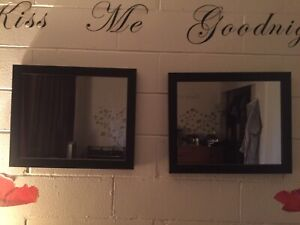 Two mirrors for the price of one