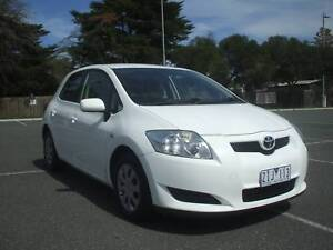 2009 Toyota Corolla Ascent AUTO Hatch Sold with RWC & REG Seaford Frankston Area Preview