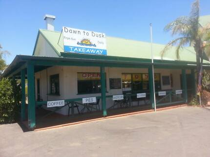 cafe lunchbar for sale Kalbarri Northampton Area Preview
