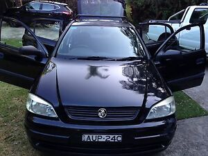 2005 Holden Astra Hatchback Elanora Heights Pittwater Area Preview