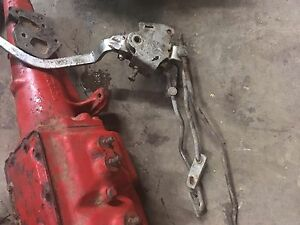 Ford 4 speed transmission big block