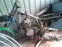 Chinese bike parts/250cc engine/rims/tyres Rockingham Rockingham Area Preview