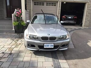 2004 BMW M3 GREY METALLIC CONVERTIBLE SMG - MINT