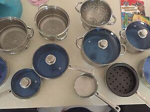 La nouvelle pots and pans set Mackay Mackay City Preview