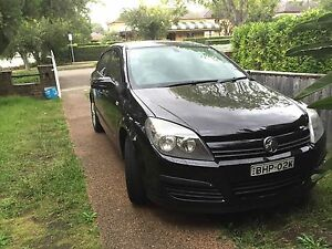Holden astra hatchback 2005 Lewisham Marrickville Area Preview
