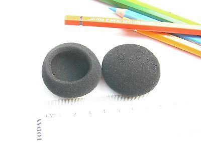 2 Ohrpolster Kopfhörer 45 mm für  Logitech Laptop Headset H555