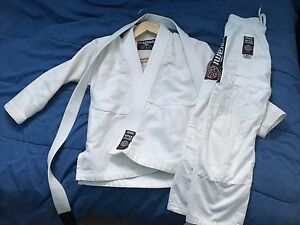 Child's Gi (jiu jitsu outfit)