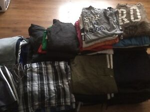 Boys size 12-16 clothing