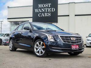 2015 Cadillac ATS Turbo LUXURY AWD   NAVIGATION   CAMERA