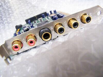 Vintage Audiotrak Projekt Card MAYApro ZY003021094 Optical PCI Sound Card